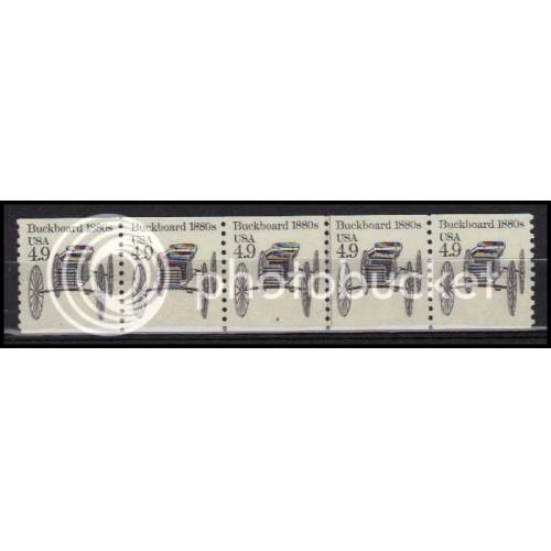 2124 Very Fine MNH Dry Gum PNC 4/5 X0308