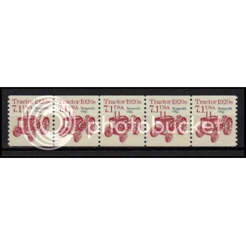 2127a Very Fine MNH Dry Gum PNC 1/5 X0817