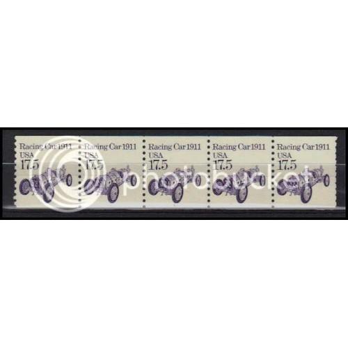 2262 Fine MNH Dry Gum PNC 1/5 X0967