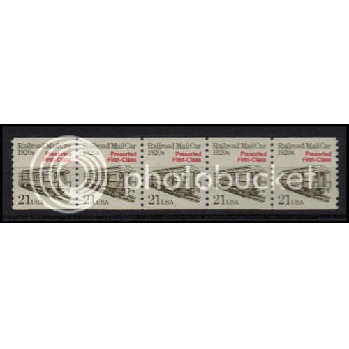 2265 Very Fine MNH Dry Gum PNC 1/5 X1191