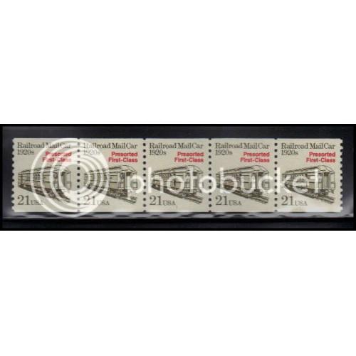 2265 Very Fine MNH Dry Gum PNC 1/5 X1225