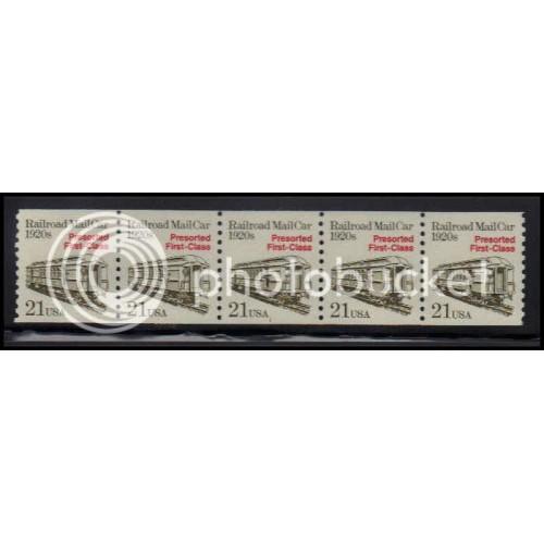 2265 Very Fine MNH Dry Gum PNC 1/5 X1246