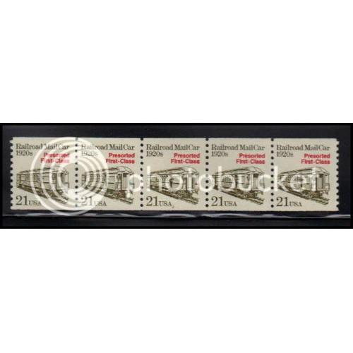 2265 Very Fine MNH Dry Gum PNC 2/5 X1285
