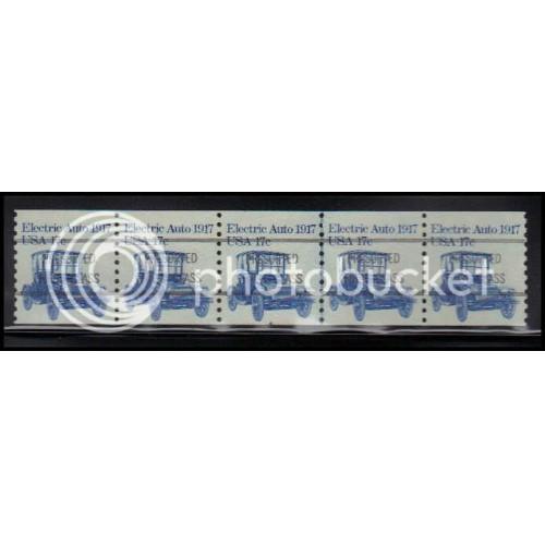 1906a Very Fine MNH Dry Gum PNC 4A/5 X1410