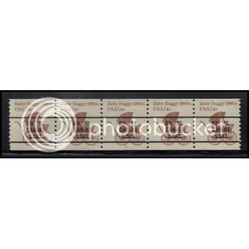 1902a Fine MNH Dry Gum PNC 2/5 X1415