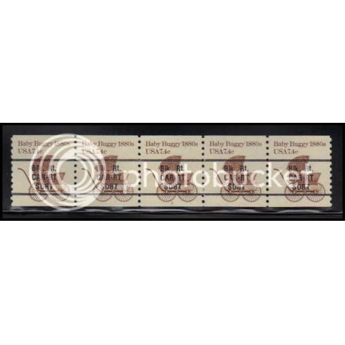 1902a Very Fine MNH Dry Gum PNC 2/5 X1425