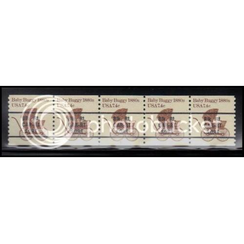 1902a Fine MNH Dry Gum PNC 2/5 X1477