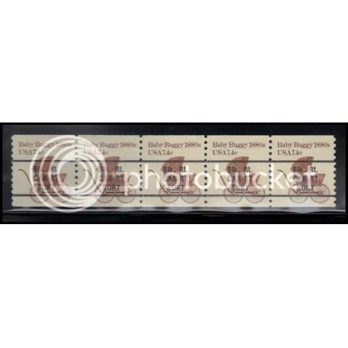 1902a Very Fine MNH Dry Gum PNC 2/5 X1478
