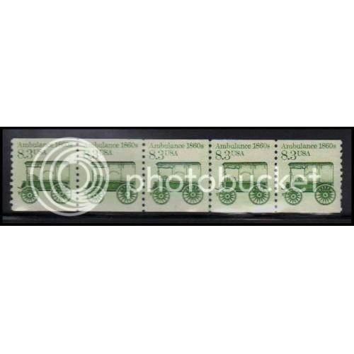 2128 Fine MNH Dry Gum PNC 1/5 X1572