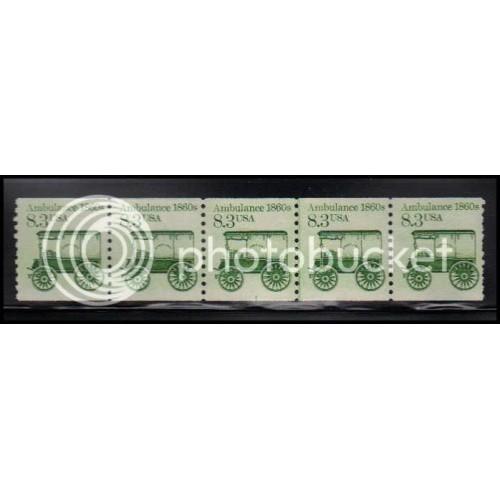 2128 Fine MNH Dry Gum PNC 1/5 X1607