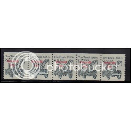 2129a Fine MNH Dry Gum PNC 1/5 X1876