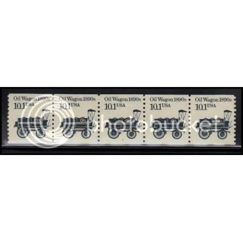2130 Fine MNH Dry Gum PNC 1/5 X1942