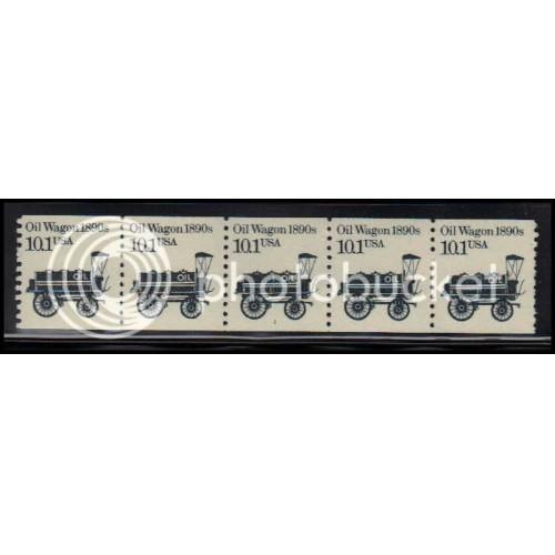 2130 Very Fine MNH Dry Gum PNC 1/5 X1947