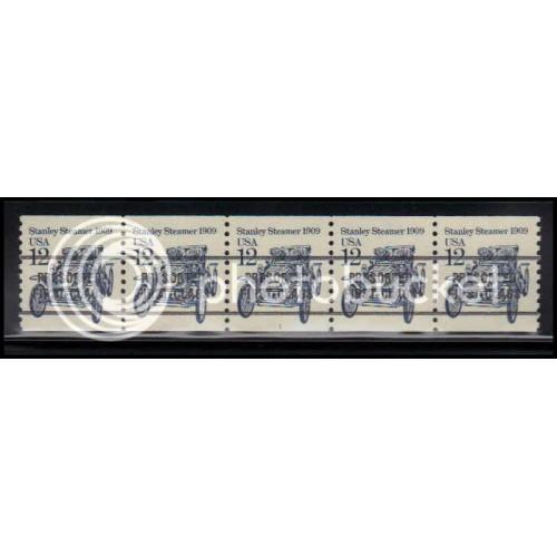 2132b Very Fine MNH Dry Gum PNC 1/5 X2039