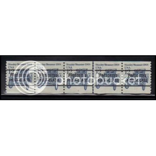 2132a Very Fine MNH Dry Gum PNC 1/5 Line Gap X2068