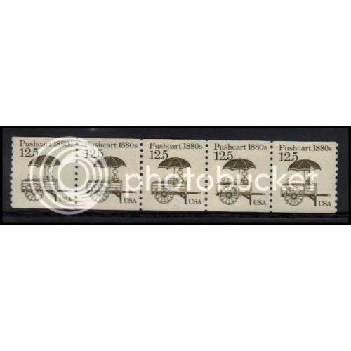 2133 Fine MNH Dry Gum PNC 1/5 X2178
