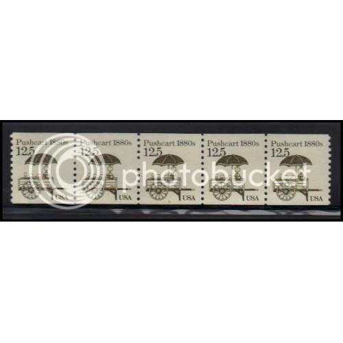 2133 Fine MNH Dry Gum PNC 1/5 X2190