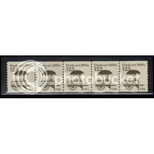 2133 Very Fine MNH Dry Gum PNC 1/5 X2227