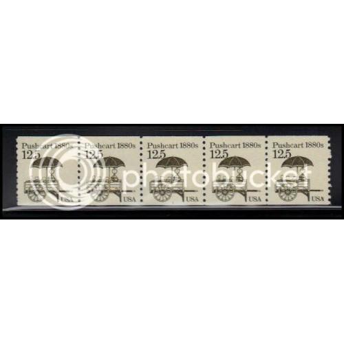 2133 Very Fine MNH Dry Gum PNC 1/5 X2228