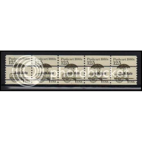 2133a Very Fine MNH Dry Gum PNC 1/5 X2271