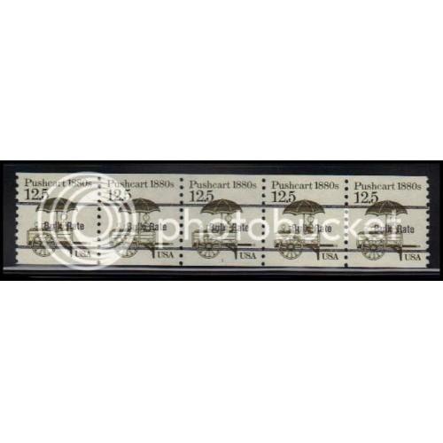 2133a Very Fine MNH Dry Gum PNC 1/5 X2282
