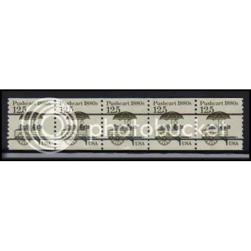 2133a Very Fine MNH Dry Gum PNC 1/5 X2283