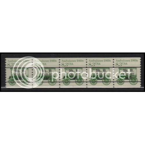 2231 Very Fine MNH Dry Gum PNC 1/5 X2748