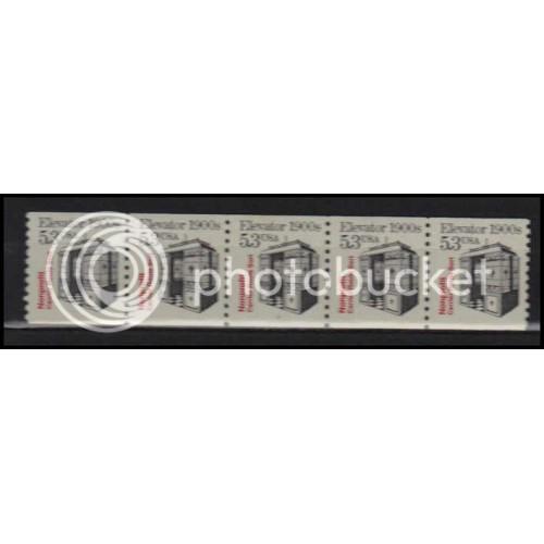2254 Fine MNH Dry Gum PNC 1/5 X2837