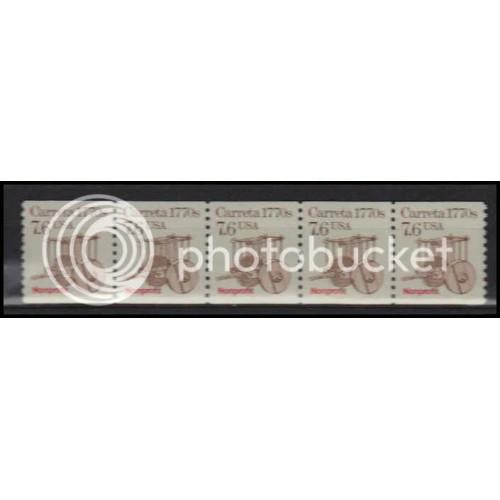 2255 Very Fine MNH Dry Gum PNC 1/5 X2915