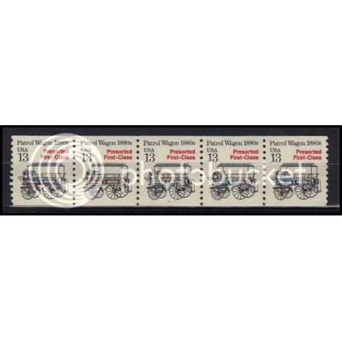 2258 Very Fine MNH Dry Gum PNC 1/5 X3095