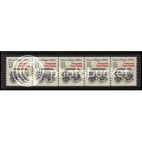 2258 Very Fine MNH Dry Gum PNC 1/5 X3164