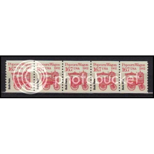 2261 Very Fine MNH Dry Gum PNC 1/5 X3287