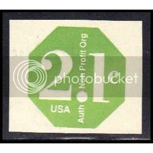 U578 Mint Very Fine Cut Square Z2935