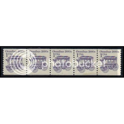 2225 Very Fine MNH Dry Gum PNC 1/5 Z5181