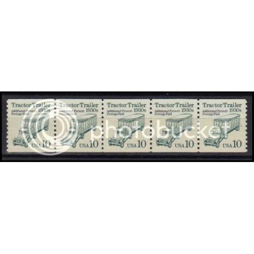 2457 Very Fine MNH Dry Gum PNC 1/5 Z5724