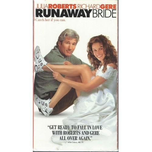 Runaway Bride (VHS) Julia Roberts, Richard Gere
