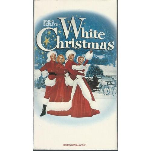 White Christmas (VHS) Bing Crosby, Rosemary Clooney, Danny Kaye
