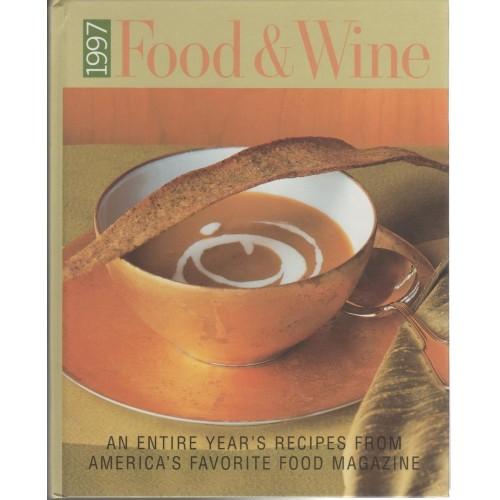 Food & Wine Cookbook (Hardcover)