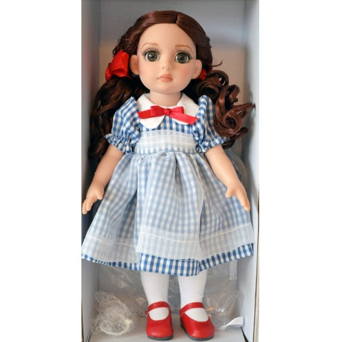 Effanbee Little Country Girl 10 In. Patsy Doll, 2013, Tonner