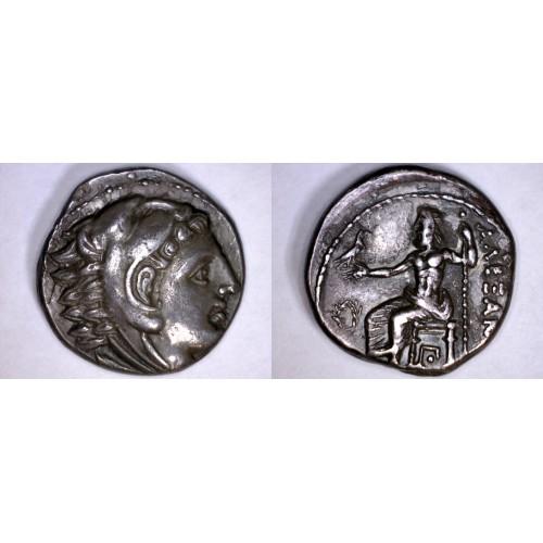 336-323BC Macedonian AR Tetradrachm Coin Alexander III the Great -Ancient Greece