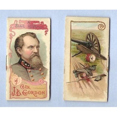 Tobacco Card ~ Company: Duke Cigarettes Series: N78 Gordon, J. B.~28