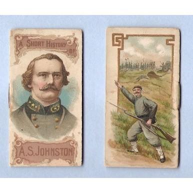 Tobacco Card ~ Company: Duke Cigarettes Series: N78 Johnston, A. S.~52