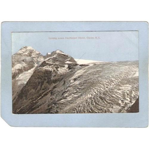 CAN Glacier Postcard Looking Across Illecillewaet Glacier can_box1~35