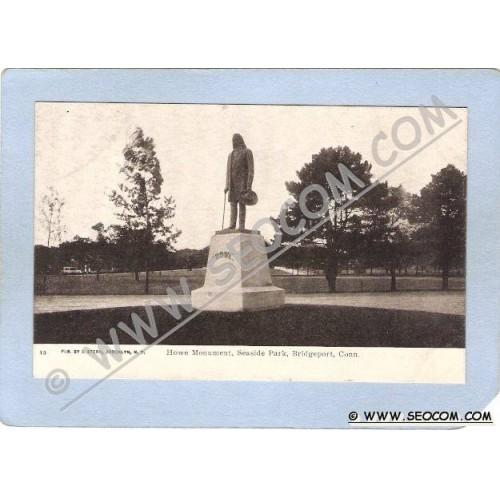 CT Bridgeport Howe Monument Seaside Park ct_box1~179