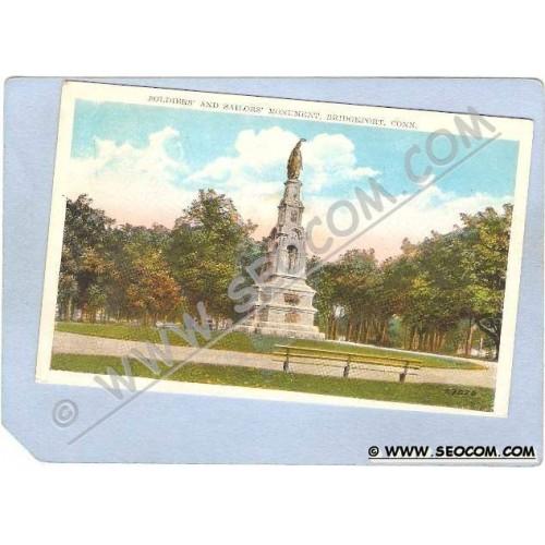 CT Bridgeport Soldiers & Sailors Monument Seaside Park ct_box1~182