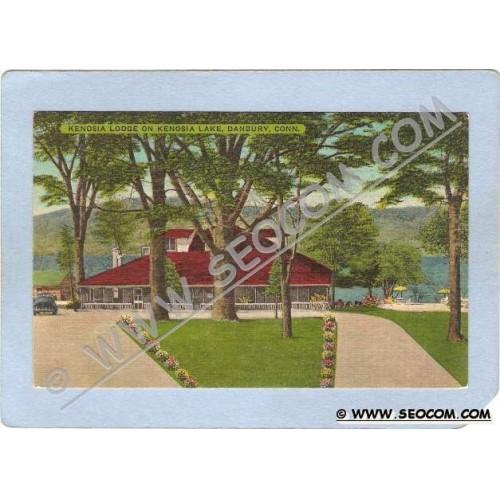 CT Danbury Kenosia Lodge On Kenosia Lake ct_box1~489