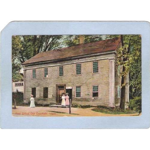 MA Old Deerfield Post Office ma_box2~1042