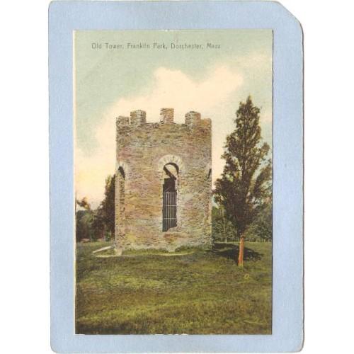 MA Dorchester Old Tower Franklin Park ma_box2~1052