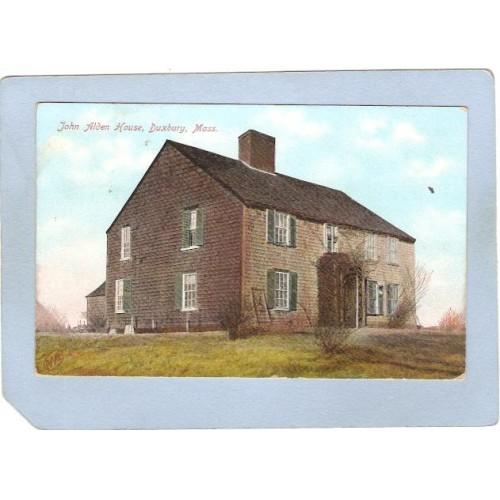 MA Duxbury John Alden House ma_box2~1099