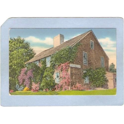 MA Duxbury John Alden House ma_box2~1104